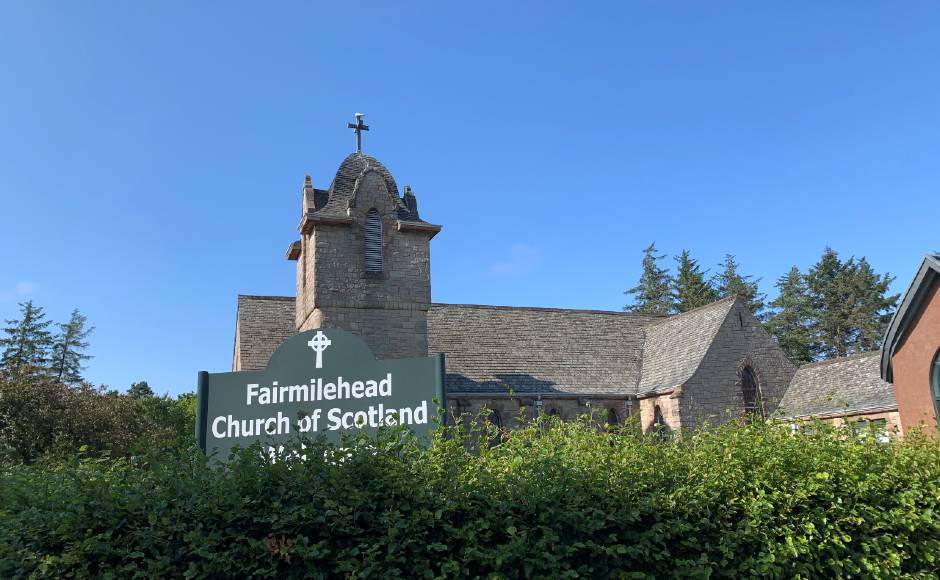 Fairmilehead Parish Church