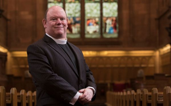 Right Rev Dr Derek Browning