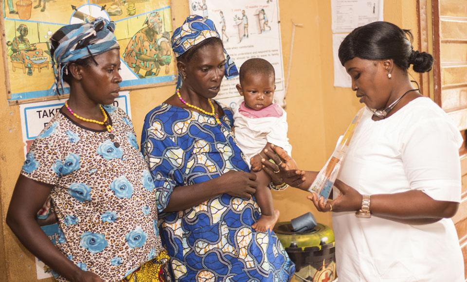 Women in Sierra Leone