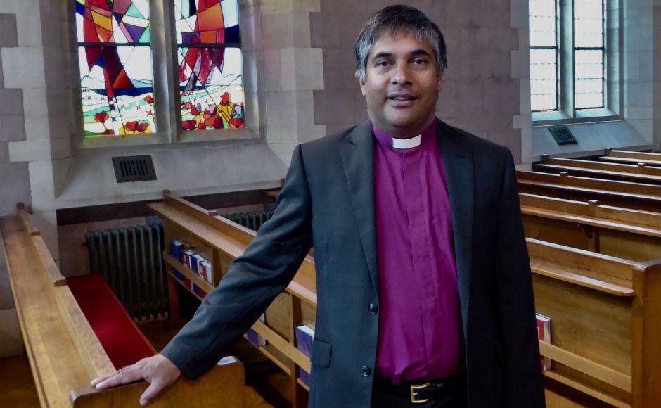 Rev Dr Andrew Gardner Fife