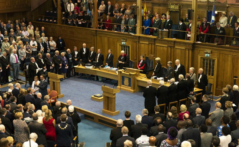 General Assembly of the Church of Scotland