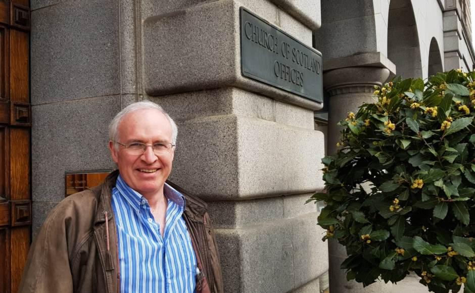 Rev Dr Kenneth Ross