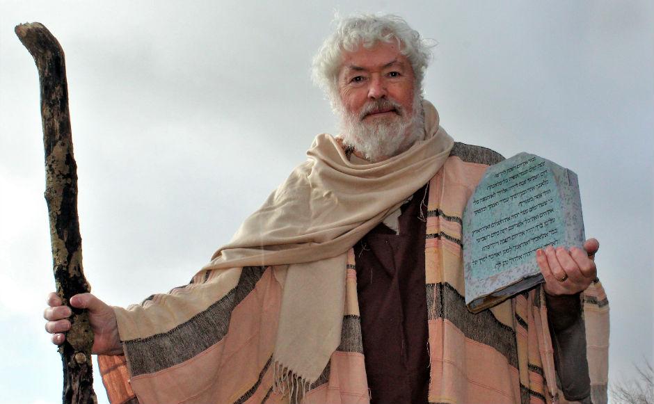 Ken Graham as Moses