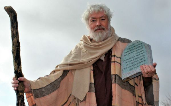 Ken Graham as Moses
