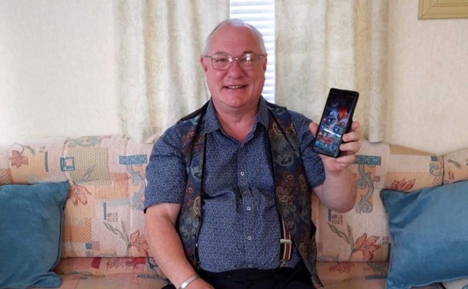 Rev Bill Wishart