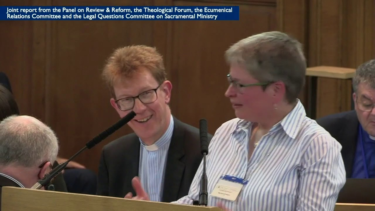 Joint report from the Panel on Review & Reform, the Theological Forum, the Ecumenical Relations Comm