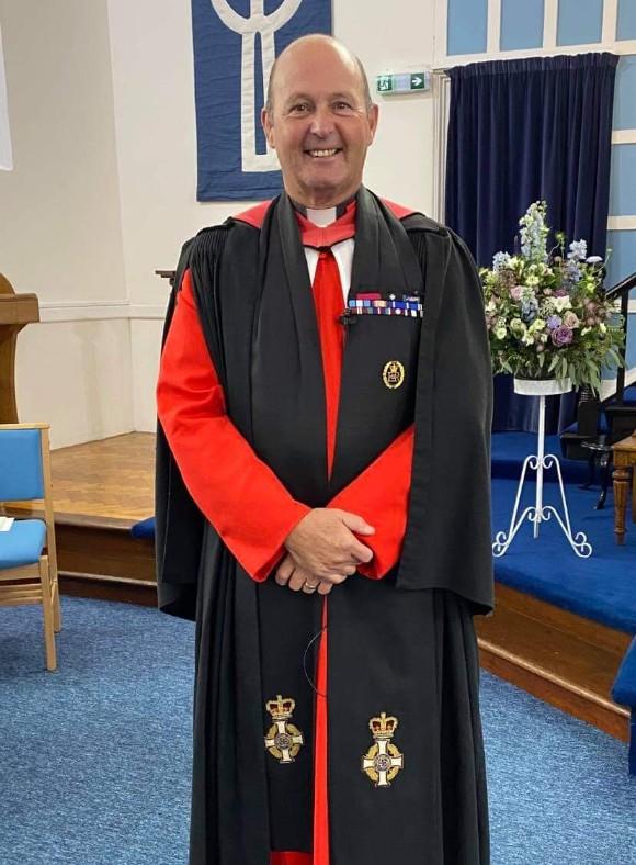 Rev Dr David Coulter