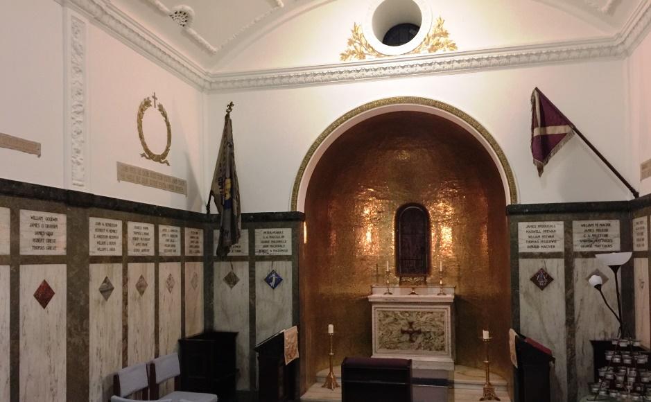 Memorial Chapel St Cuthbert's