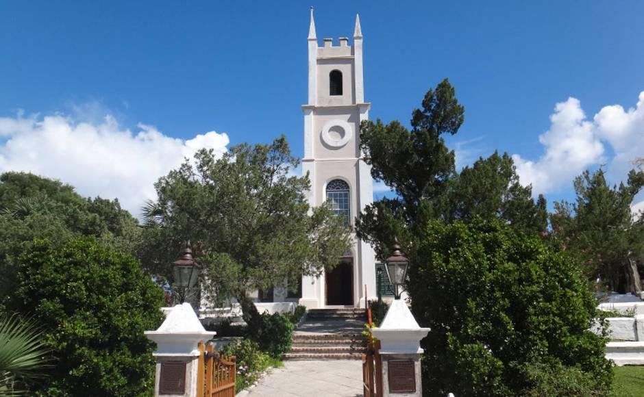 Christ Church Bermuda