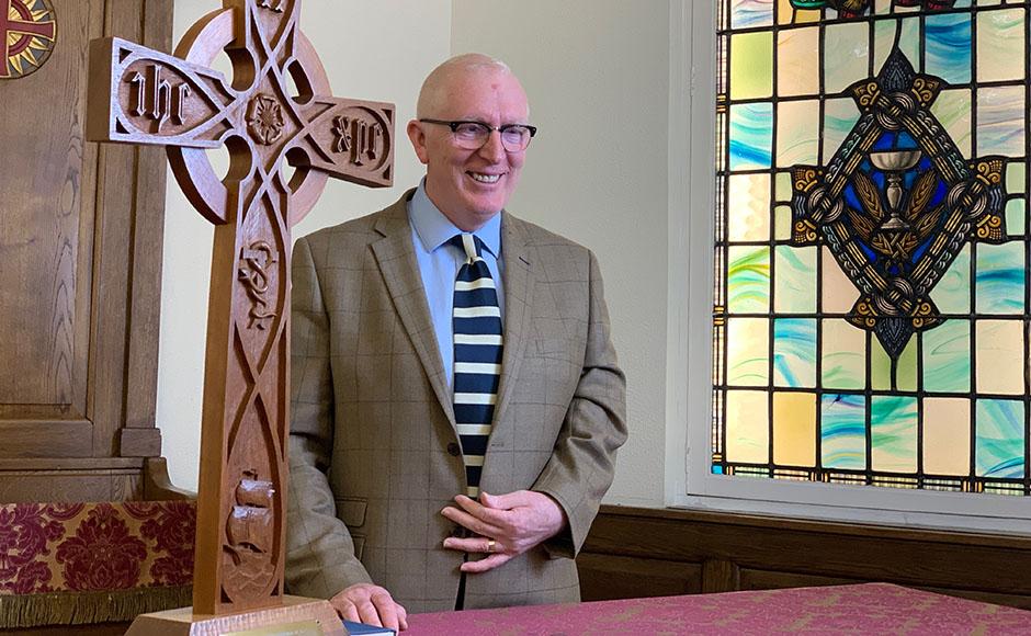 Right Rev Dr Martin Fair
