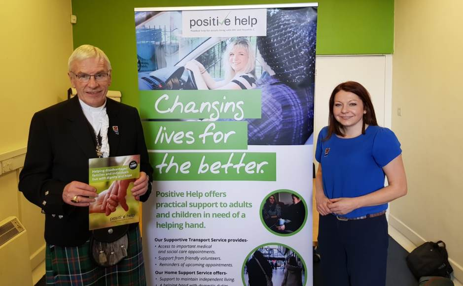 Positive Help Edinburgh