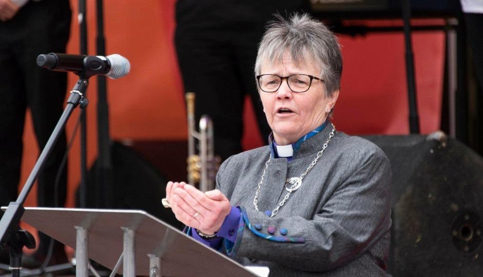 Rt Rev Susan Brown