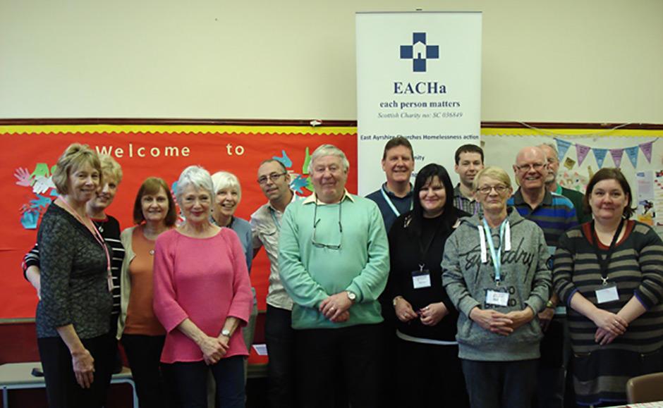 East Ayrshire Churches