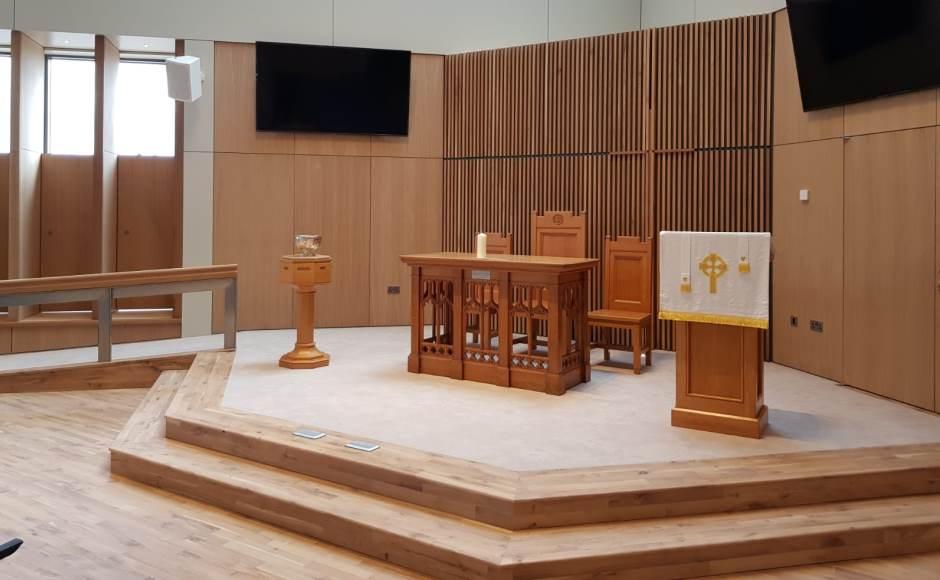 Monifieth Church Angus