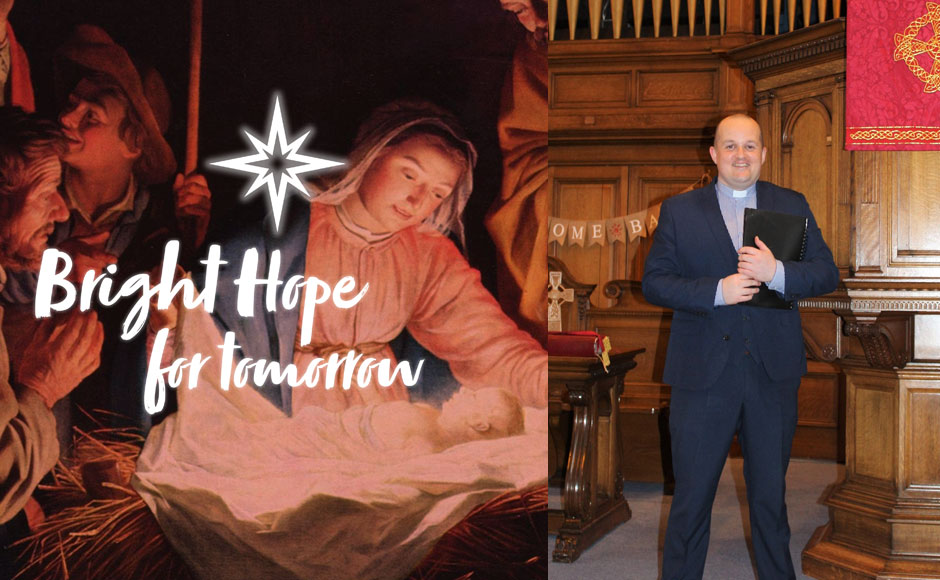 Rev William Boyle was ordained and inducted this year in March