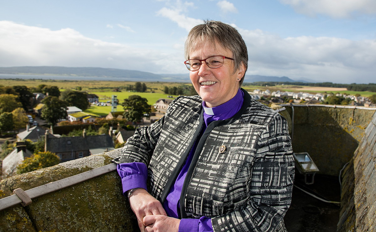 The Moderator of the General Assembly of the Church of Scotland, Rt Rev Susan Brown, invites congregations to join in prayer - the 'life-blood of the Church and of every person in it'.