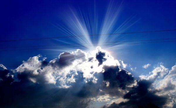 Resurrection Sunday by Luz Adriana Villa