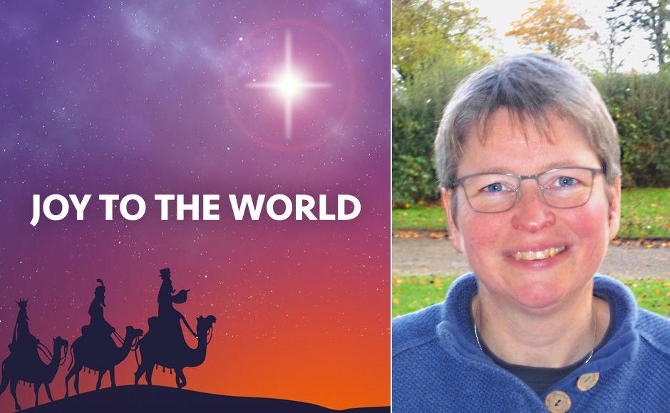Rev Jenny Adams