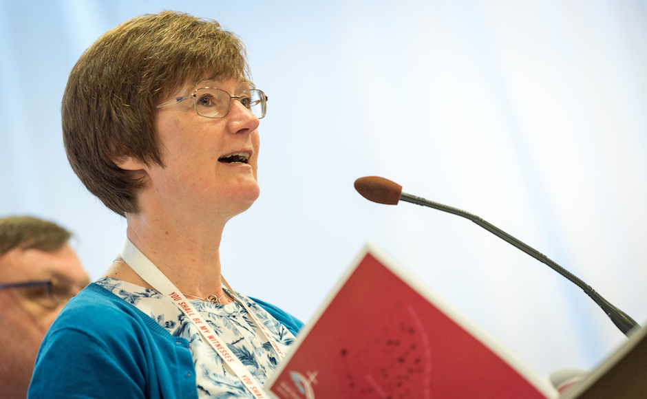 Rev Alison McDonald