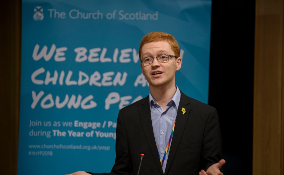 Ross Greer MSP