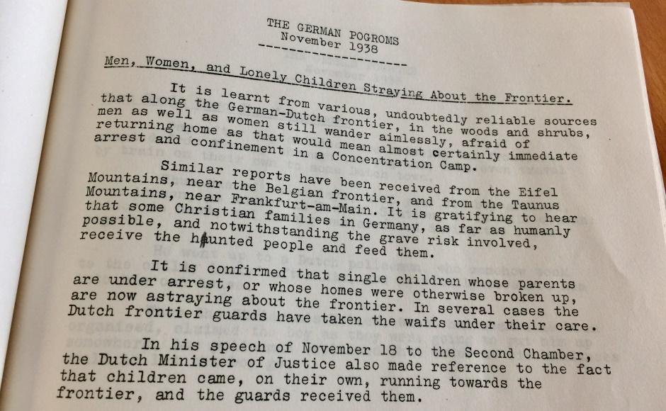 Dossier Pogrom