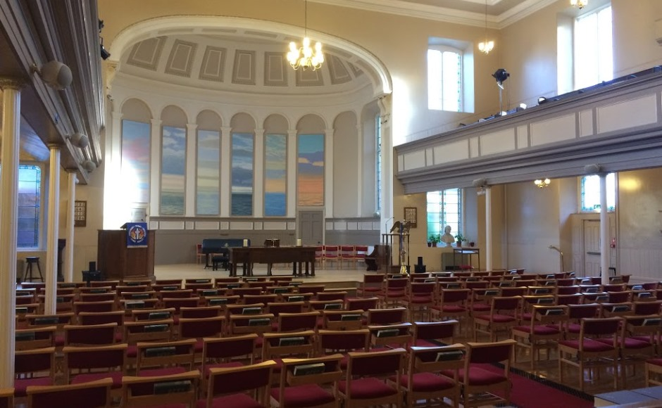 Stockbridge Church Auditorium