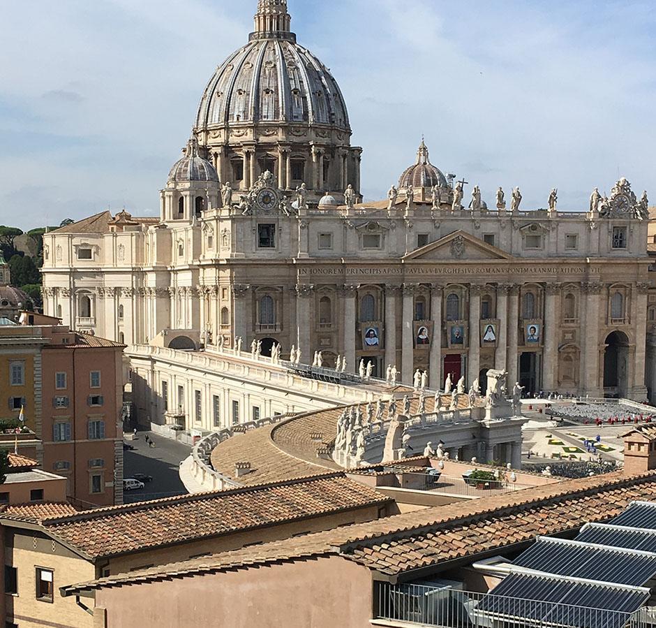 St Peter's Close