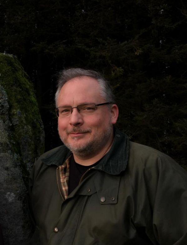Headshot of Philip Ziegler